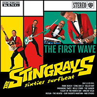 "STINGRAYS-Album ""The First Wave"""