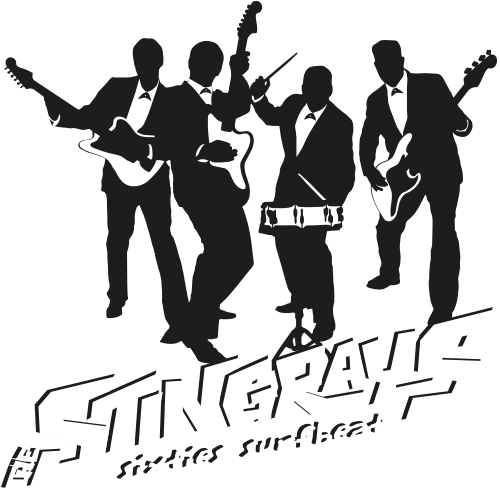 THE STINGRAYS ...sixties surfbeat